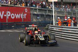 Джеймс Каладо. Монако, субботняя гонка.
