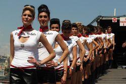 ГП Монако, Воскресенье, перед гонкой.