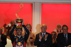 1st place Mark Webber, Red Bull Racing
