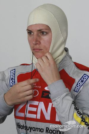 Cyndie Allemann