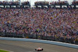 Bryan Herta das Siegerauto von Dan Wheldon's 2011