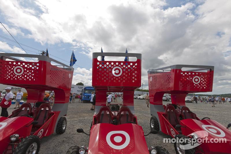 Target winkelwagentjes