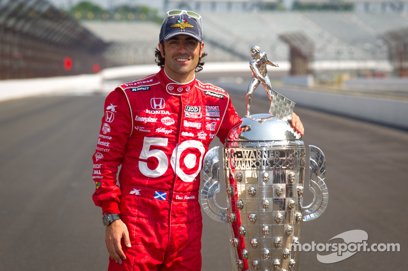 2012: Dario Franchitti, Chip Ganassi