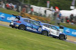 Martin Donnelly en David Brabham