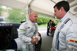 Perry McCarthy and Mark Blundell