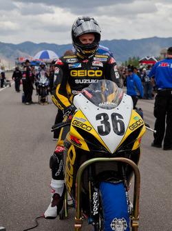 Martin Cardenas on the grid