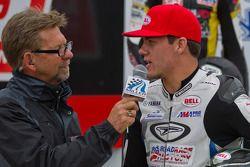 Hayden Gillim wint SuperSport Race