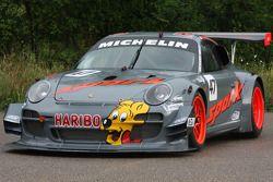 Romain Dumas' specially prepared Porsche 911 GT3 R
