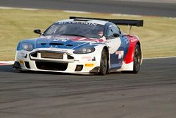 #7 Valmon Racing Team Russia Aston Martin DBRS9: Alexey Vasiliev, Maxime Martin