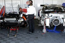Valmon Racing Team Russia Aston Martin