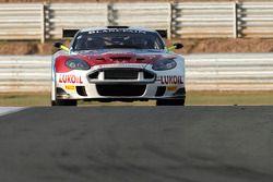#6 Valmon Racing Team Russia Aston Martin DBRS9: Sergey Afanasye, Andreas Zuber