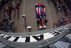 Coche de Wade Cunningham, A.J. Foyt Racing Honda