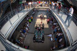 Coche de J.R. Hildebrand, Panther Racing Chevrolet
