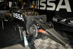 #0 Highcroft Racing Delta Wing Nissan
