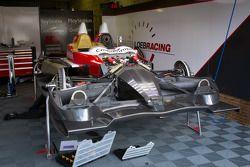 Sébastien Loeb Racing garage