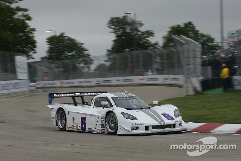 #5 Action Express Racing Corvette DP: David Donohue, Terry Borcheller