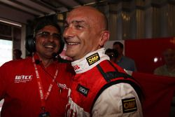 Polepositie Gabriele Tarquini, SEAT Leon WTCC, Lukoil Racing Team