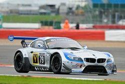 #79 Ecurie Ecosse BMW Z4 GT3: Joe Twyman, Marco Attard, Ollie Millroy