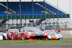 #59 Vita4One Team Italy Ferrari 458 Italia: Josh Wakefield, Andrea Ceccato, Michael Lyons