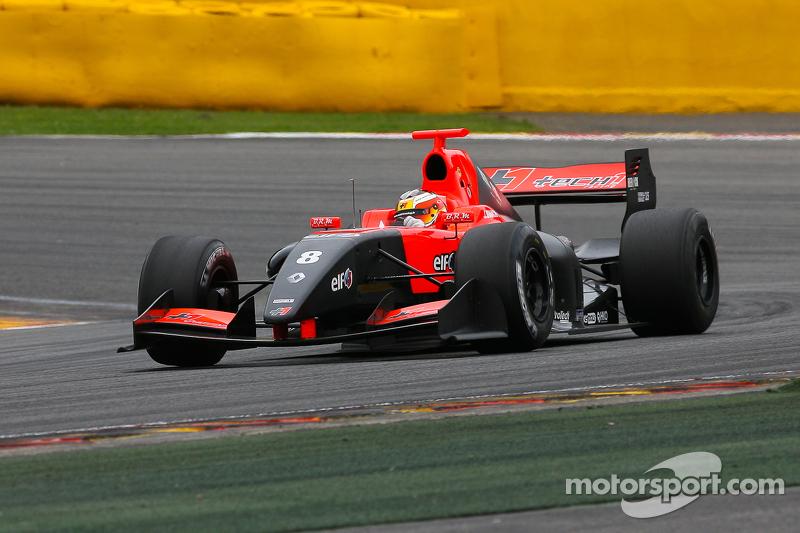 2012 год: Формулу V8 3.5, Tech 1 Racing