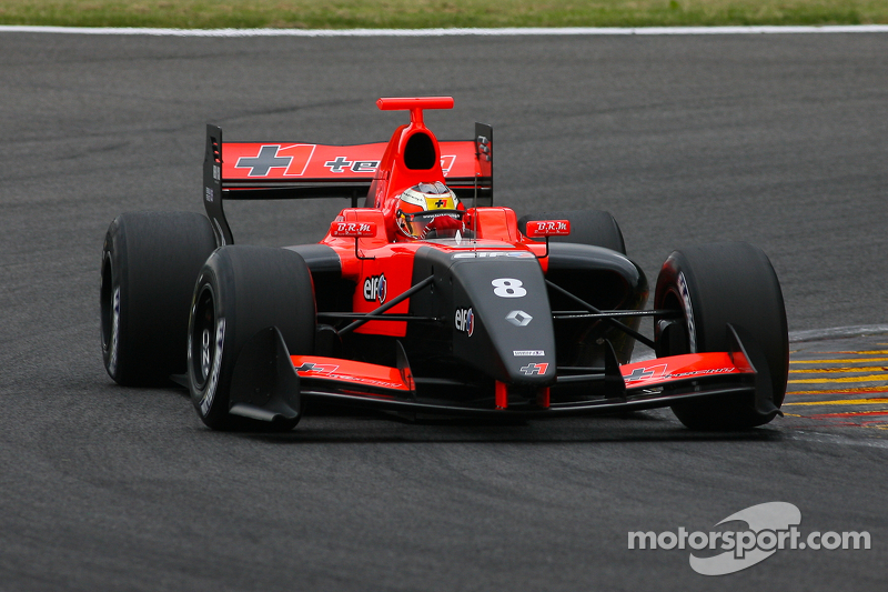 Losing the Formula Renault 3.5 title