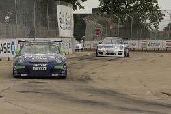 Steve Ott, Porsche 997 Cup David Welch, Porsche 911 GT-3 Cup