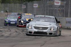 Andy Pilgrim, Cadillac CTS-V.R Alex Figge, Volvo S60 Steve Ott, Porsche 997 Cup