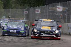 Alex Figge, Volvo S60 Steve Ott, Porsche 997 Cup