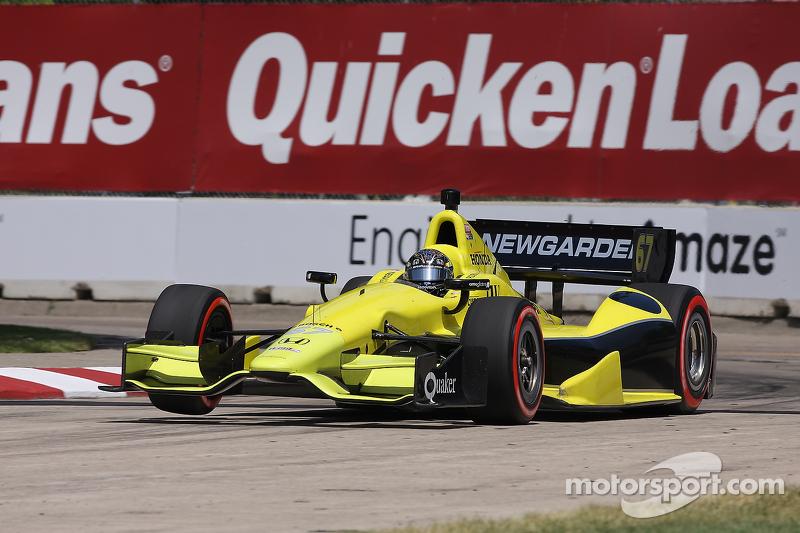 2012: переход в IndyCar