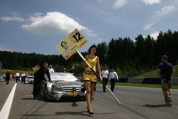Шпильберг, воскресенье, перед гонкой.
