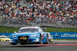 Vliegende Filipe Albuquerque, Audi Sport Team Rosberg, Audi A5 DTM