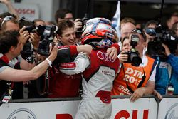 Winnaar Edoardo Mortara, Audi Sport Team Rosberg Audi A5 DTM