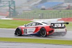 #23 United Autosports McLaren MP4-12C GT3: Mark Patterson, Zak Brown, Mark Blundell
