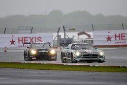 #14 KRK Racing Mercedes-Benz SLS AMG GT3: Rafael Vanthoor, Marius Ritskes, Dennis Retera