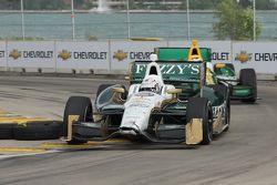 Ed Carpenter, Ed Carpenter Racing Chevrolet y Simona De Silvestro, Lotus-HVM Racing