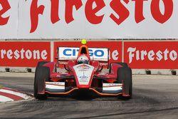 E.J.Viso, de KV Racing Technology Chevrolet