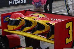 Cascos del Penske Racing