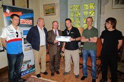 motorsport.com's Art Director Eric Gilbert met eerste prijs in Sarthe Endurance Photos wedstrijd
