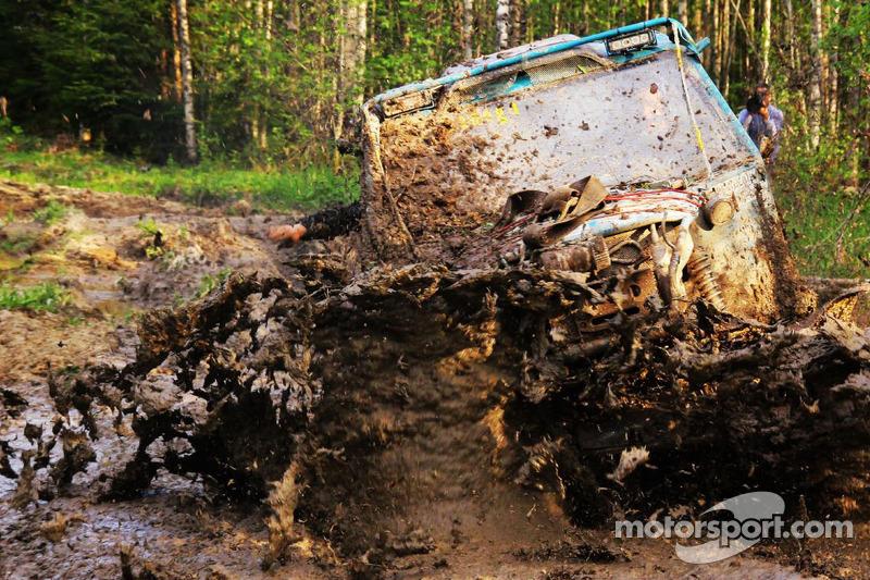 Russian mud