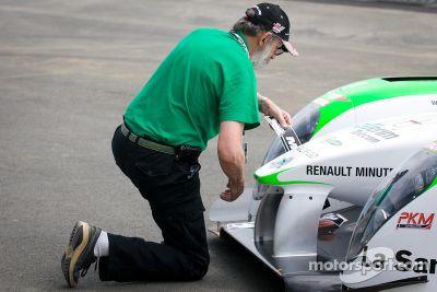 24 horas de Le Mans, pruebas