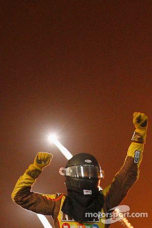 Victory lane: Kyle Busch