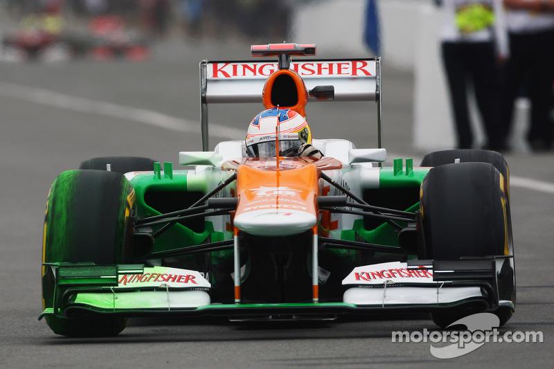 Paul di Resta: 59 Grand Prix'nin 26'sından puanla ayrıldı