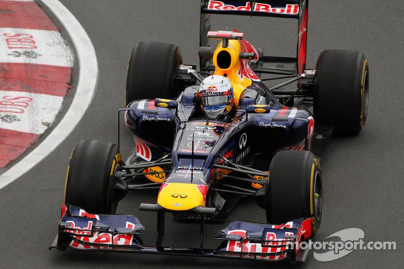 2012. Третьи титулы с Red Bull и Феттелем