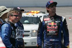 Davey Hamilton and Travis Pastrana