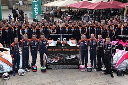 Oak Racing team met steun voor geblesseerde Guillaume Moreau