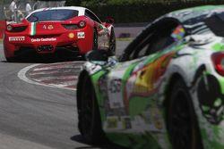 Frank Fusillo Ferrari of Ft Lauderdale 458CS, Kevin Marshall Ferrari of Beverly Hills