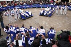 Toyota Racing teamfoto