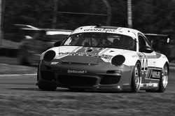 #44 Magnus Racing Porsche GT3 Cup: John Potter, Andy Lally