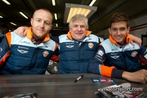 Autograph session: Olivier Pla, Jacques Nicolet and Matthieu Lahaye
