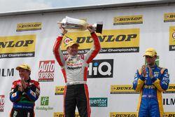 Round 11 Race winner Gordon Shedden